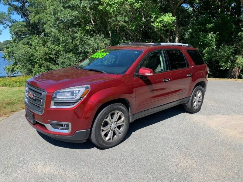2015 GMC Acadia for sale at Elite Pre-Owned Auto in Peabody MA