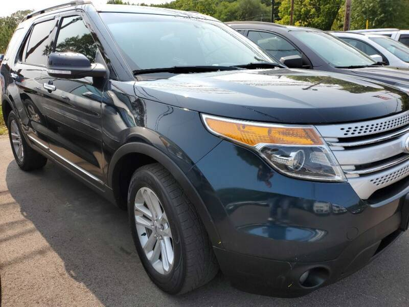 2014 Ford Explorer for sale at Dealswithwheels in Inver Grove Heights MN