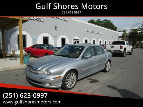 2006 Jaguar X-Type for sale at Gulf Shores Motors in Gulf Shores AL