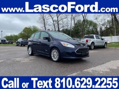 2017 Ford C-MAX Energi for sale at Lasco of Grand Blanc in Grand Blanc MI