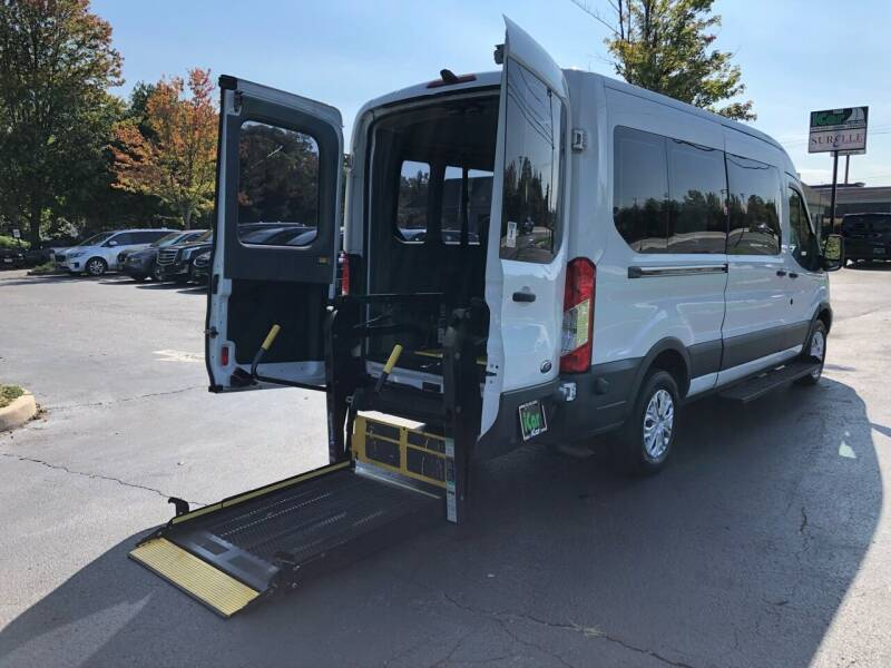 2015 Ford Transit Cargo for sale at iCar Auto Sales in Howell NJ