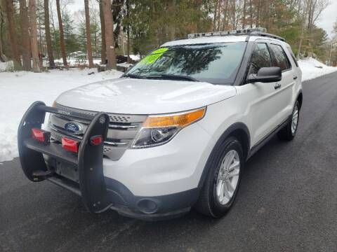 2015 Ford Explorer for sale at Showcase Auto & Truck in Swansea MA