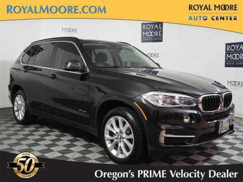 2016 BMW X5 for sale at Royal Moore Custom Finance in Hillsboro OR