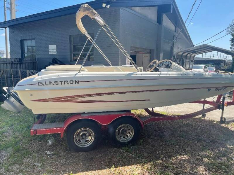 2004 AQA 20' for sale at Used Car Factory Sales & Service in Bradenton FL
