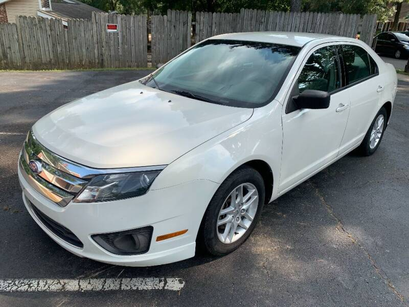 2011 Ford Fusion for sale at Deme Motors in Raleigh NC