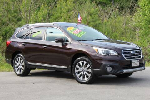 2017 Subaru Outback for sale at McMinn Motors Inc in Athens TN