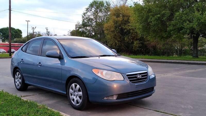 2007 Hyundai Elantra for sale at Loco Motors in La Porte TX