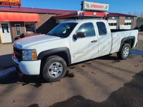 2010 Chevrolet Silverado 1500 for sale at Rum River Auto Sales in Cambridge MN