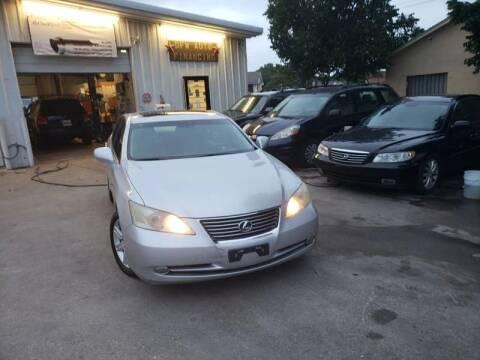 2007 Lexus ES 350 for sale at Bad Credit Call Fadi in Dallas TX