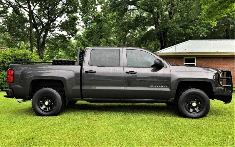 2014 Chevrolet C/K 1500 Series for sale at Prime Autos in Vidor TX
