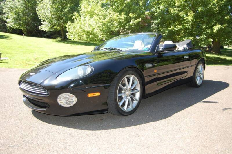2001 Aston Martin DB7 for sale at New Hope Auto Sales in New Hope PA