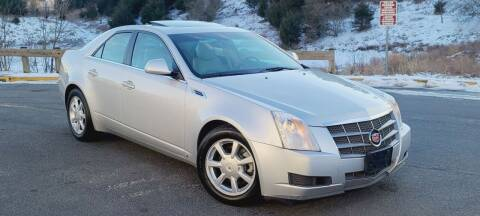 2009 Cadillac CTS for sale at BOOST MOTORS LLC in Sterling VA