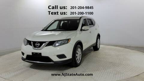 2015 Nissan Rogue for sale at NJ State Auto Used Cars in Jersey City NJ
