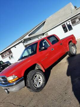 2002 Dodge Dakota for sale at JR Auto in Brookings SD