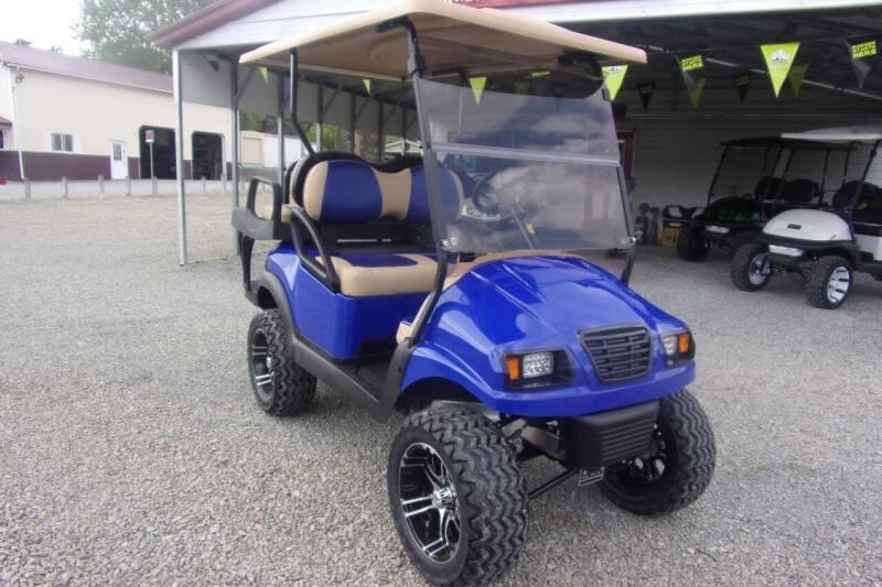 2017 Club Car Precedent Phantom Gas EFI for sale at Area 31 Golf Carts - Gas 4 Passenger in Acme PA