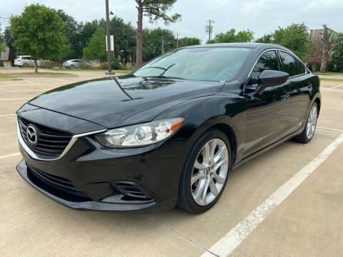 2014 Mazda MAZDA6 for sale at Safe Trip Auto Sales in Dallas TX