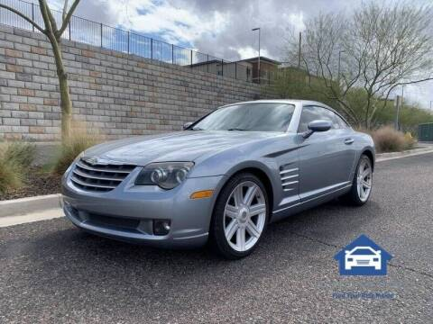 2007 Chrysler Crossfire for sale at MyAutoJack.com @ Auto House in Tempe AZ