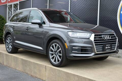 2018 Audi Q7 for sale at Alfa Romeo & Fiat of Strongsville in Strongsville OH