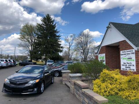 2013 Toyota Camry for sale at Direct Sales & Leasing in Youngstown OH