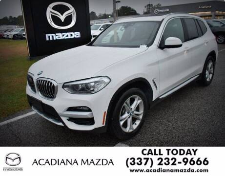2020 BMW X3 for sale at Acadiana Automotive Group in Lafayette LA