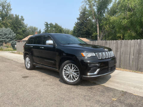 2017 Jeep Grand Cherokee for sale at Ace Auto Sales in Boise ID