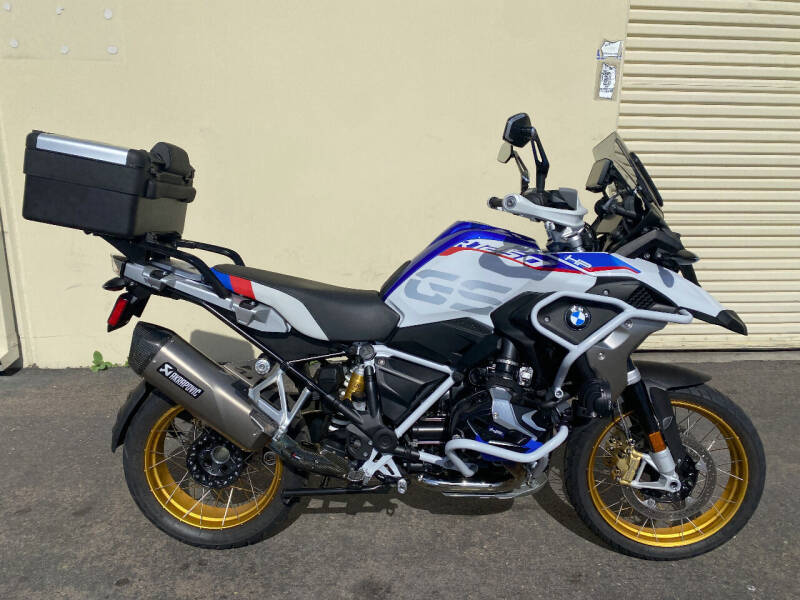 2019 BMW R 1250GS HP for sale at CAS in San Diego CA