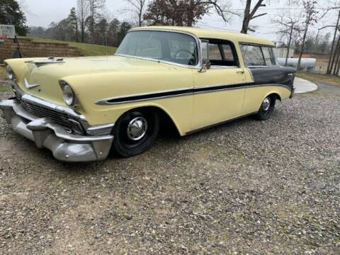 1956 Chevrolet Nomad for sale at Classic Car Deals in Cadillac MI