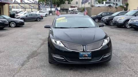 2016 Lincoln MKZ for sale at Cj king of car loans/JJ's Best Auto Sales in Troy MI