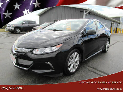2016 Chevrolet Volt for sale at Lifetime Auto Sales and Service in West Bend WI
