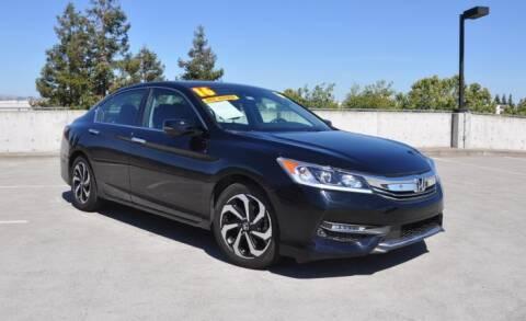 2016 Honda Accord for sale at AMC Auto Sales Inc in San Jose CA