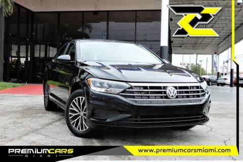 2020 Volkswagen Jetta for sale at Premium Cars of Miami in Miami FL