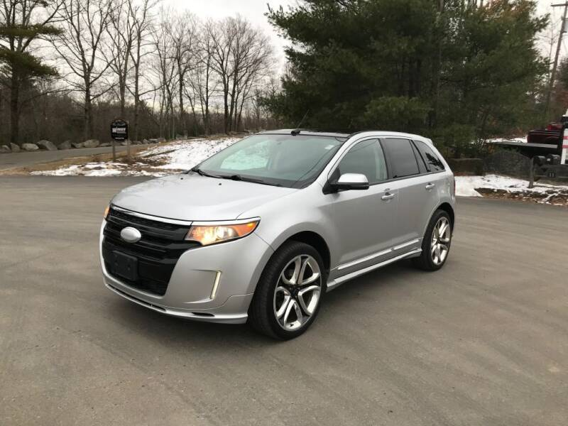 2012 Ford Edge for sale at Nala Equipment Corp in Upton MA