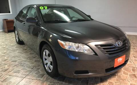 2007 Toyota Camry for sale at TOP SHELF AUTOMOTIVE in Newark NJ