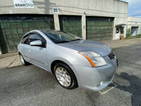 2012 Nissan Sentra for sale at Illinois Auto Sales in Paterson NJ