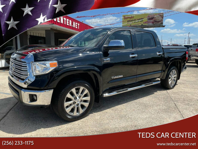 2014 Toyota Tundra for sale at TEDS CAR CENTER in Athens AL
