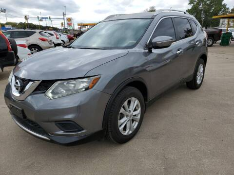 2015 Nissan Rogue for sale at Nile Auto in Fort Worth TX