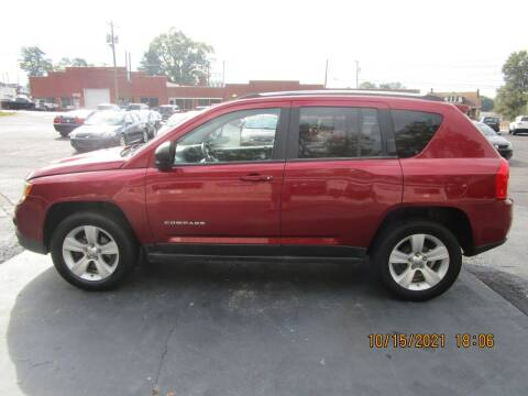 2012 Jeep Compass for sale at Taylorsville Auto Mart in Taylorsville NC
