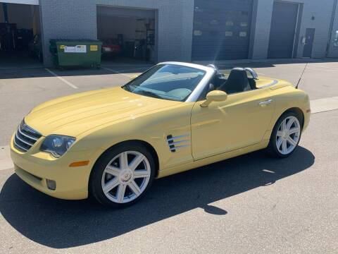 2005 Chrysler Crossfire for sale at The Car Buying Center in St Louis Park MN