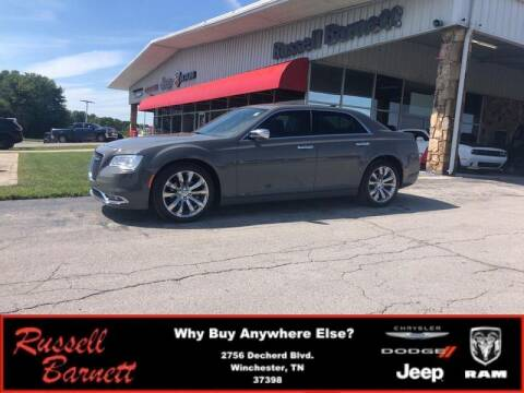 2019 Chrysler 300 for sale at Russell Barnett Chrysler Dodge Jeep Ram in Winchester TN
