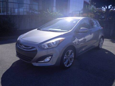 2013 Hyundai Elantra GT for sale at BEAMAN TOYOTA GMC BUICK in Nashville TN