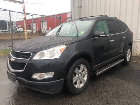 2011 Chevrolet Traverse for sale at Carlider USA in Everett MA
