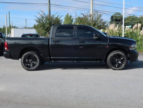2018 RAM Ram Pickup 1500 for sale at Southern Auto Solutions - BMW of South Atlanta in Marietta GA
