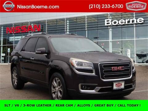 2016 GMC Acadia for sale at Nissan of Boerne in Boerne TX