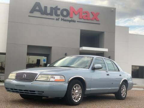 2005 Mercury Grand Marquis for sale at AutoMax of Memphis - V Brothers in Memphis TN