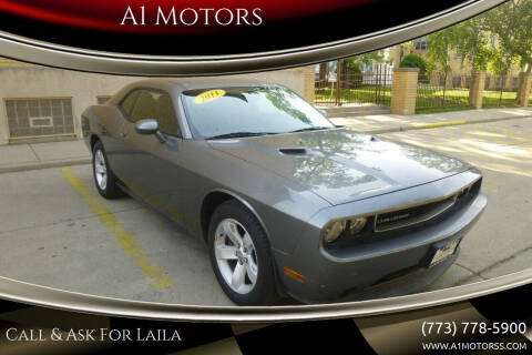 2011 Dodge Challenger for sale at A1 Motors Inc in Chicago IL