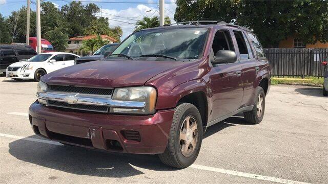 2006 Chevrolet TrailBlazer for sale in Miami, FL