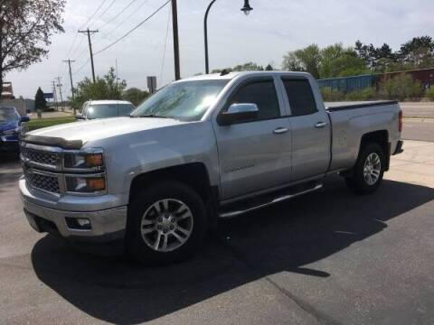 2014 Chevrolet Silverado 1500 for sale at Premier Motors LLC in Crystal MN