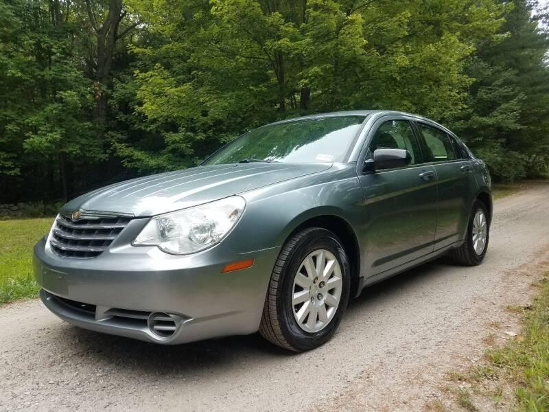 2007 Chrysler Sebring for sale at ds motorsports LLC in Hudson NH