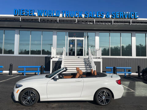 2020 BMW 2 Series for sale at Diesel World Truck Sales in Plaistow NH