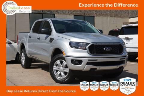 2019 Ford Ranger for sale at Dallas Auto Finance in Dallas TX